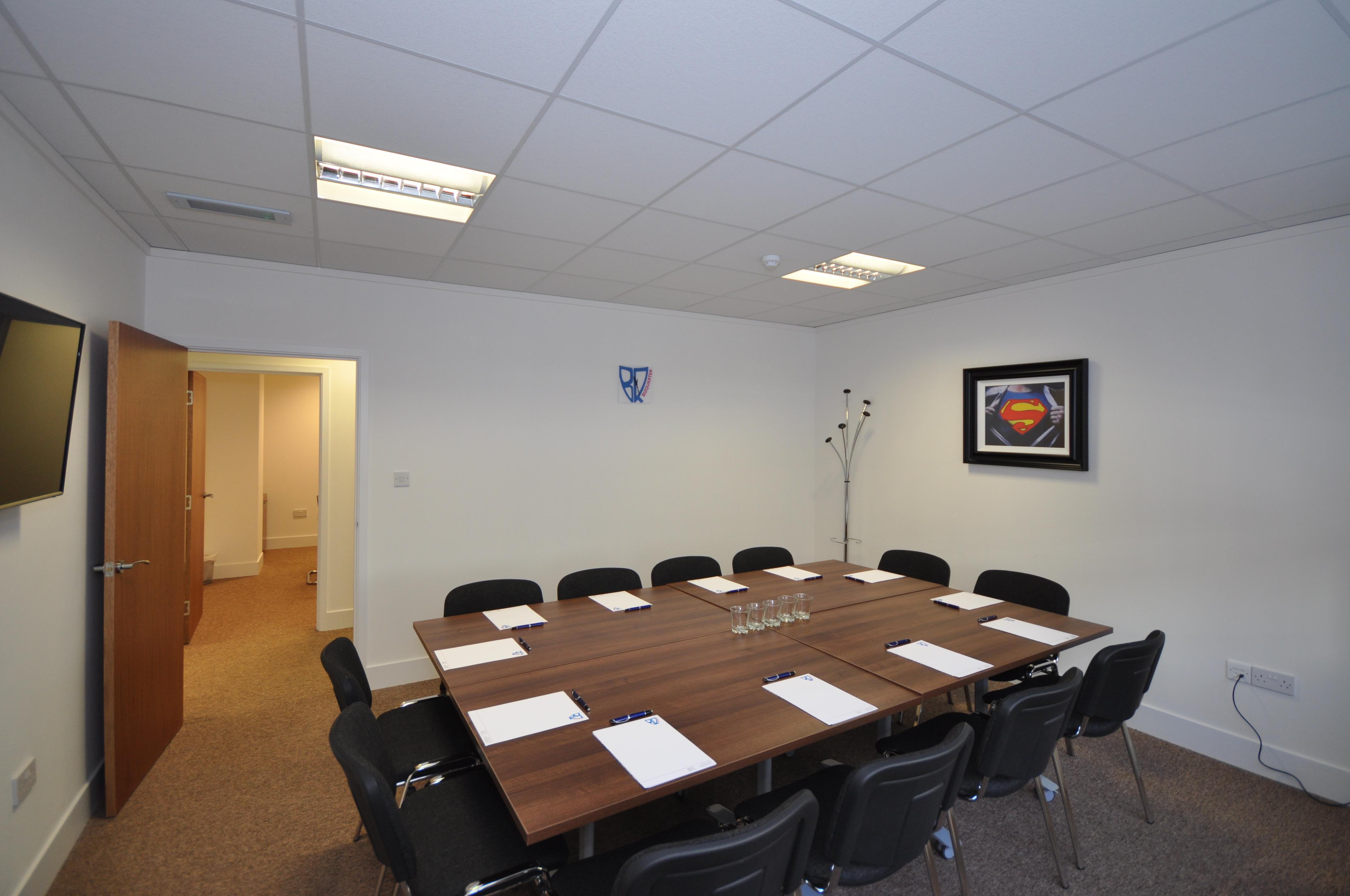 It Room: Training Room