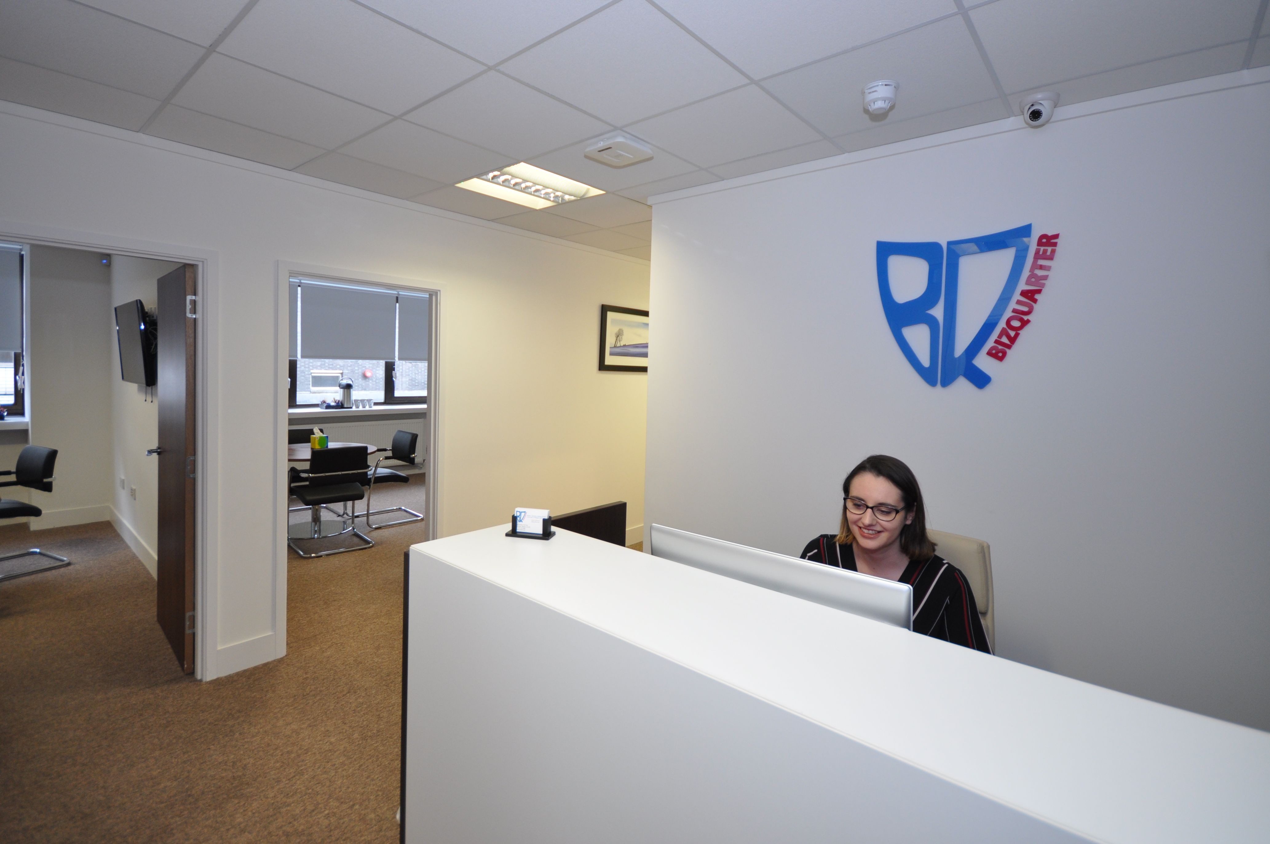Our team are here to ensure an excellent business experience.